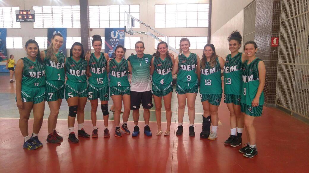 basquete equipe