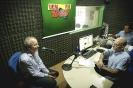 Entrevista Reitor Mauro Baesso Radio UEM FM